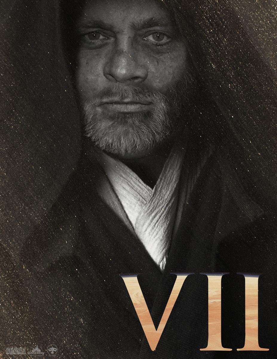 Star Wars Episode VII Teaser Poster by ClintonKun