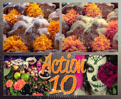 Action 1O by LexiVonEerie
