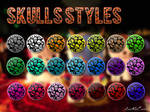 Skulls Styles