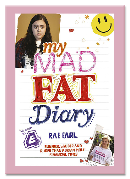 My mad fat diary by LexiVonEerie