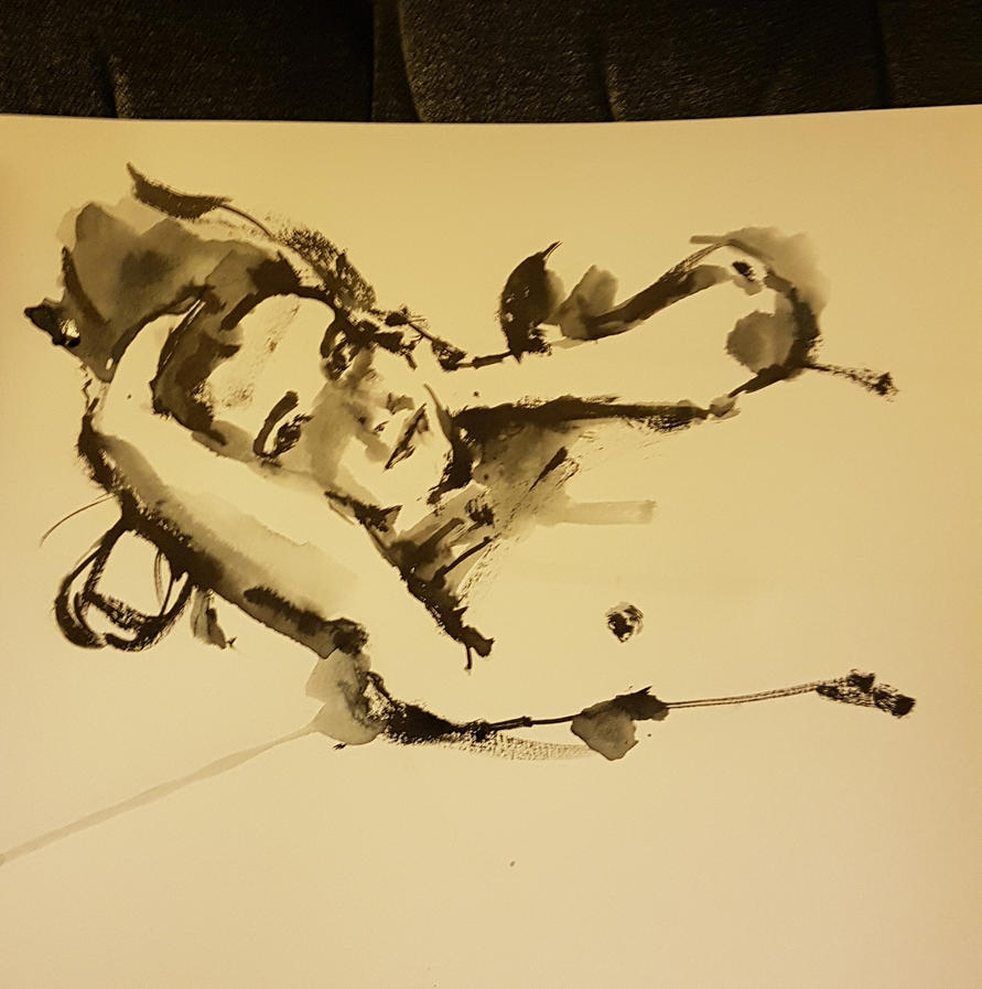 Girl Portrait  by Booderforce