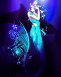 Zodiac Mermaid Collection:  Libra