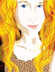 Vector Self Portrait by Maysiiu
