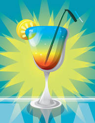 Cocktail by Maysiiu