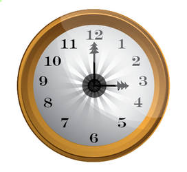 Clock by Maysiiu