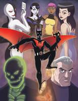 Beyond the Bat by marcotte