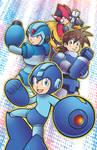 Megaman Memories
