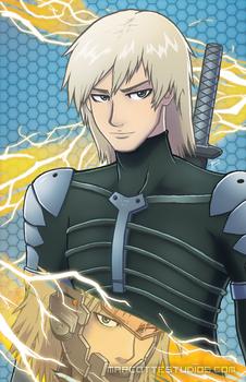Lightning Reborn Raiden