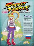 Street Fighter Jam - Larisa