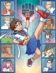 Fight On! - Capcom Fighting Tribute