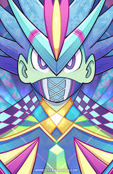 Symmetry 2017 by marcotte