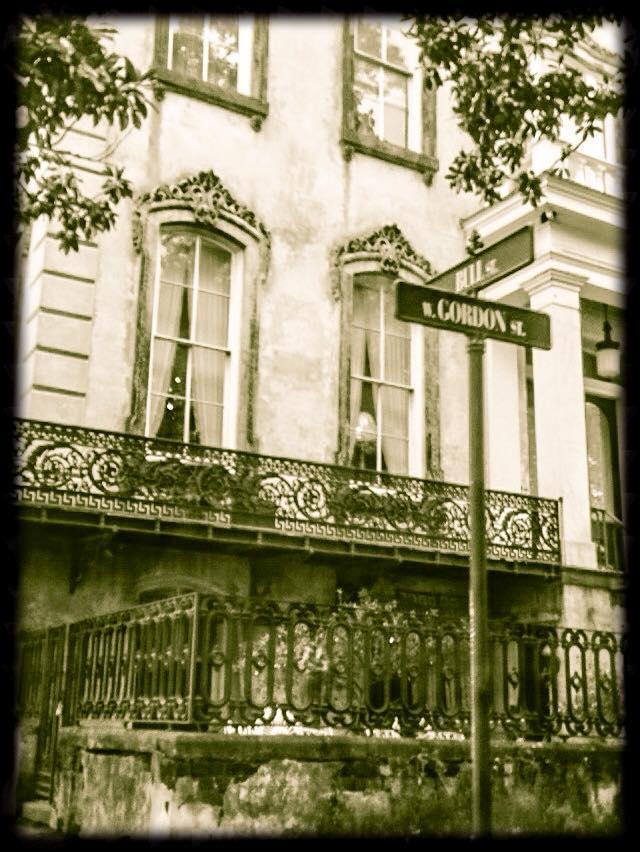 Savannah Old City by joysdivision