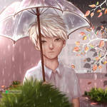RAINY DAY by Nhechan