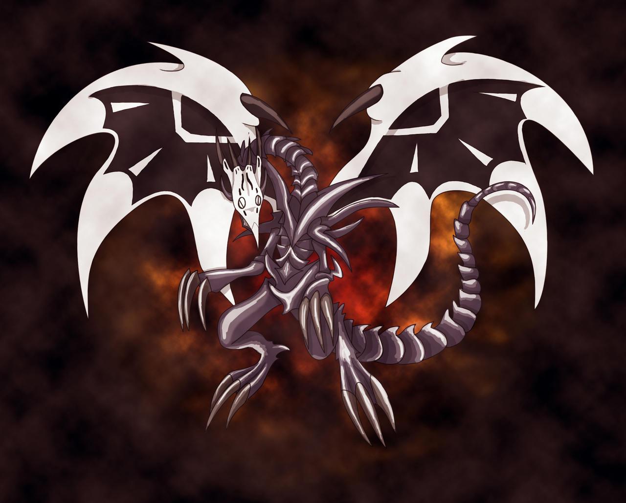 Malefic Red-Eyes Black Dragon by crazedgiggles on DeviantArt