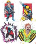 X-Men Archives 30