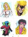 X-Men Archives 32