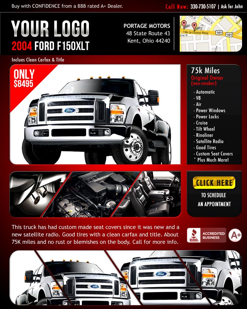 garage sale marketing ideas - PRE MADE FLYER CAR AD by LEDPOISON on DeviantArt