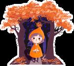 The little orange freak