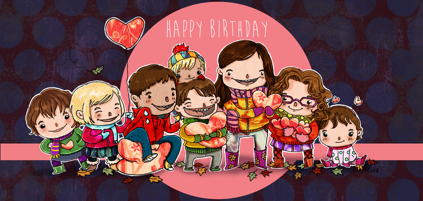 Birthday card by Ckirden on DeviantArt – Birthday Card for Colleague