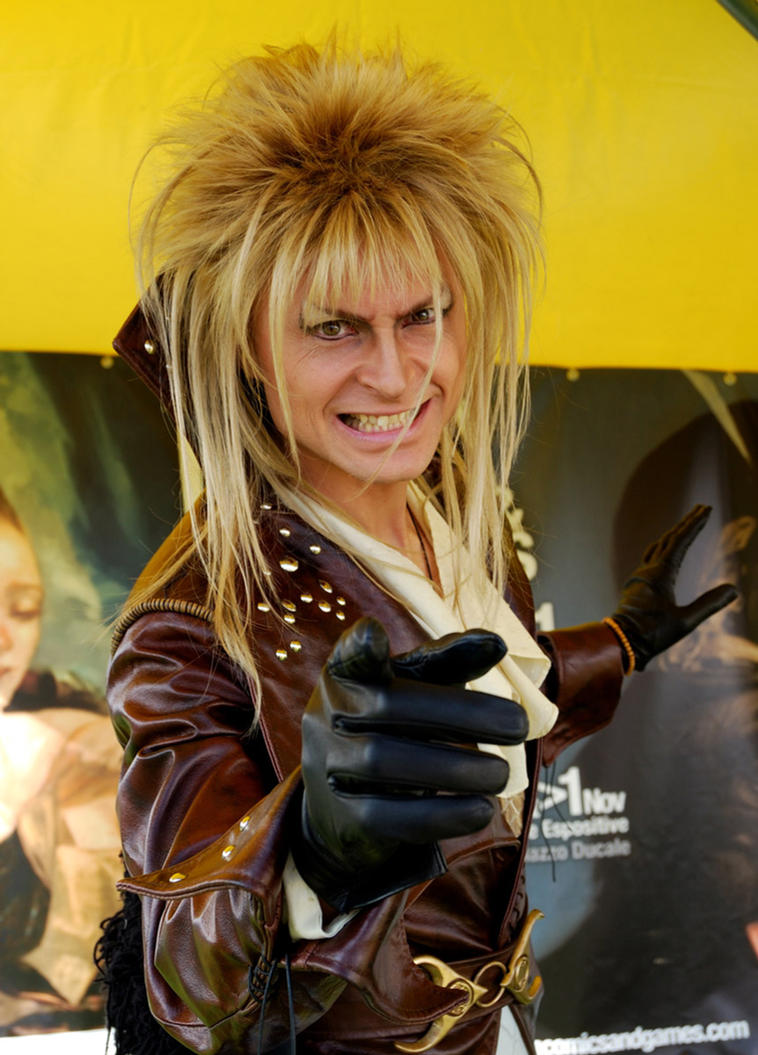 Jareth is back by Sandman-AC