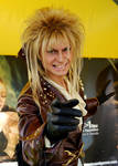 Jareth is back
