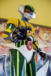 Kotetsu Jeeg cosplay
