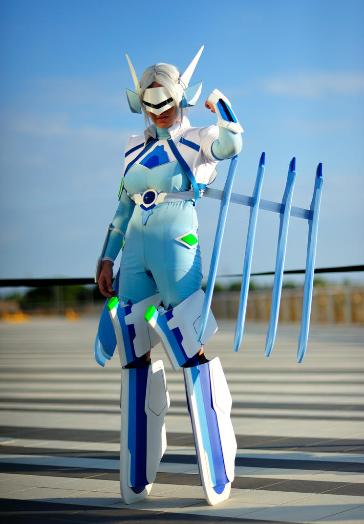 Nuv 13 cosplay full figure 3 by Sandman-AC