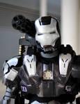 Warmachine cosplay 3