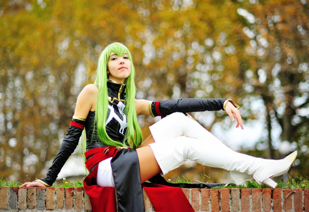 CC cosplay by Sandman-AC