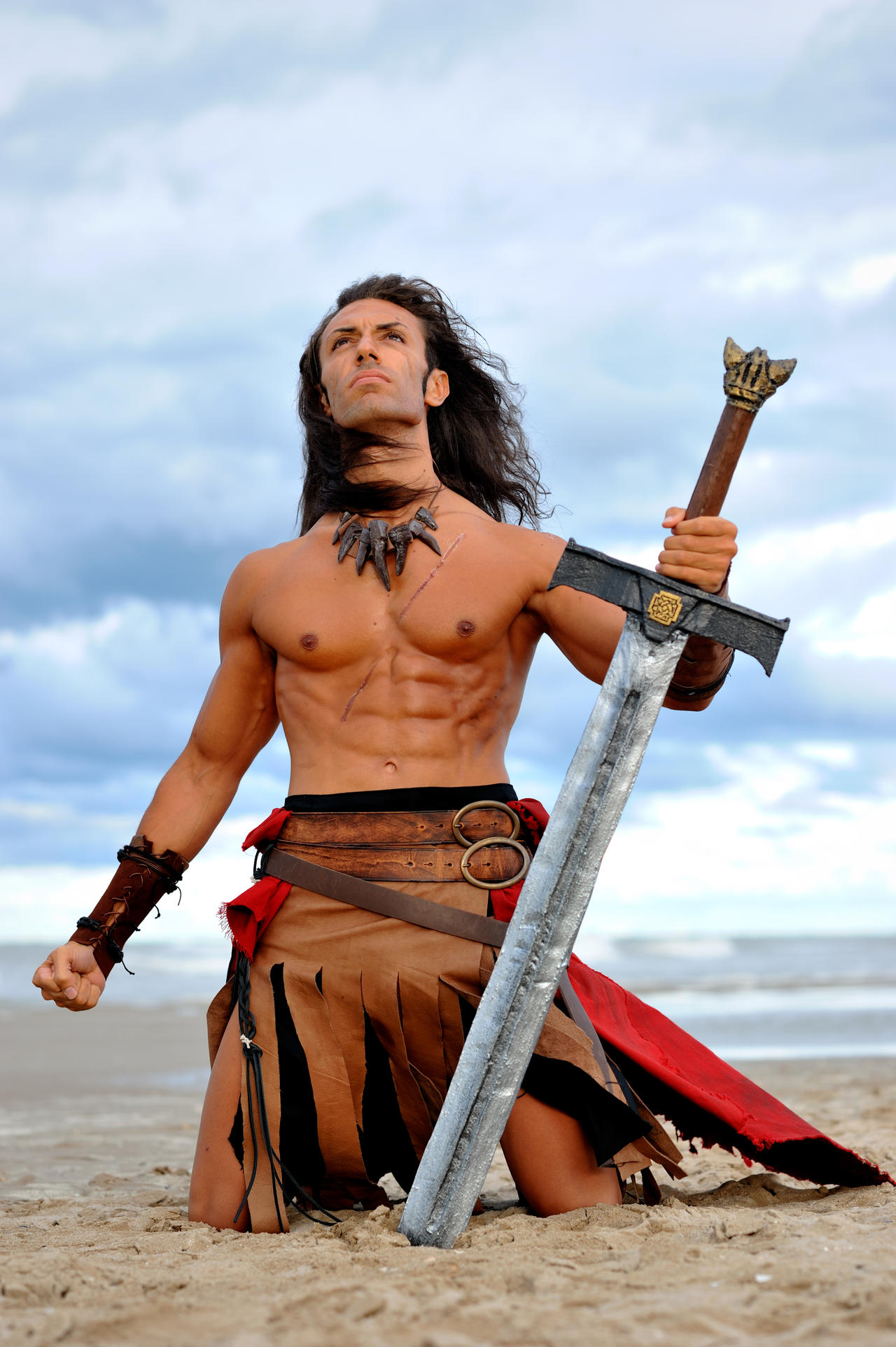 Conan the Barbarian by Sandman-AC