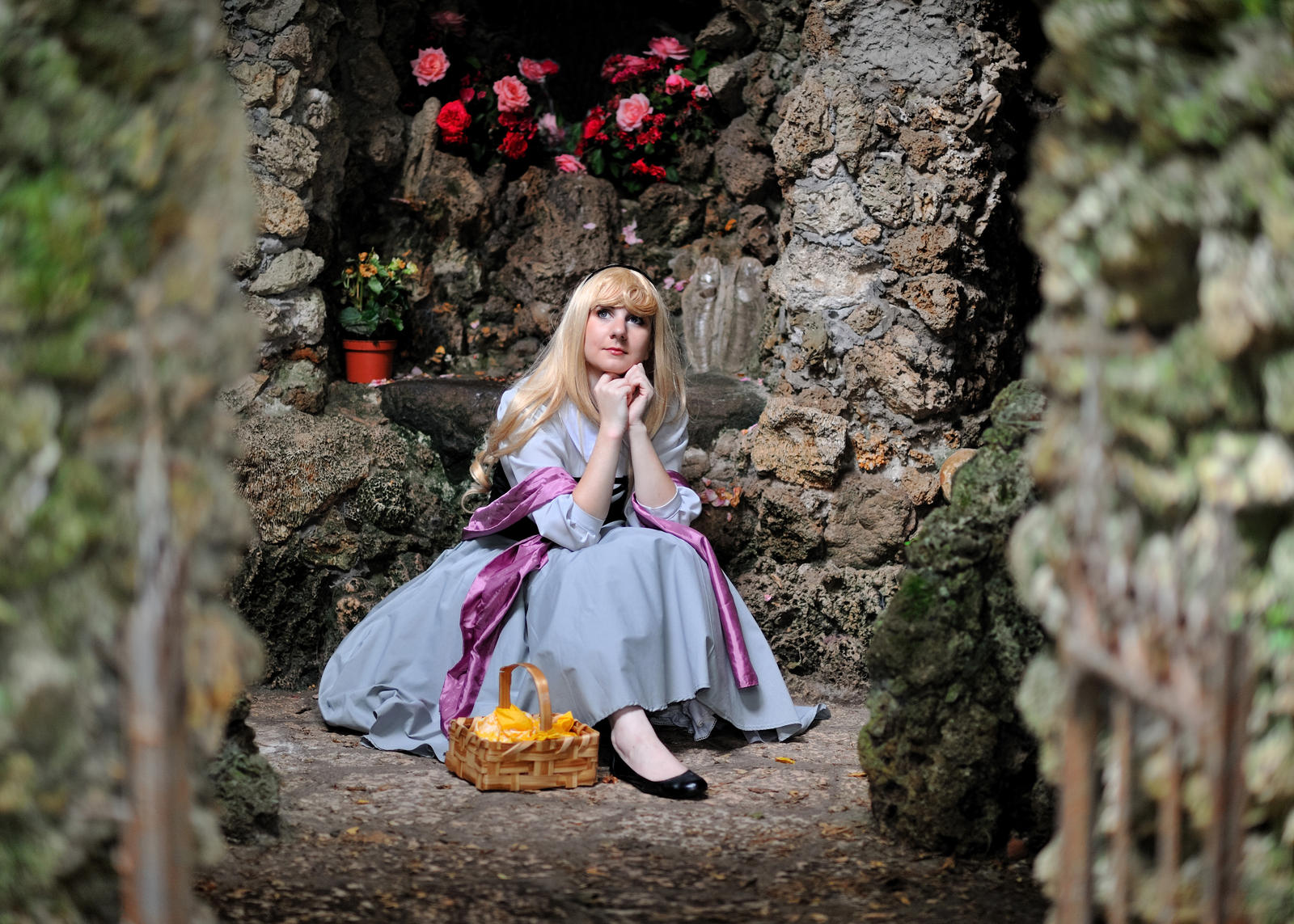 Aurora Briar Rose ver by Sandman-AC