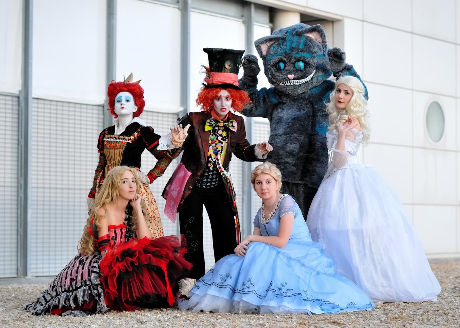 Alice In Wonderland Group 52