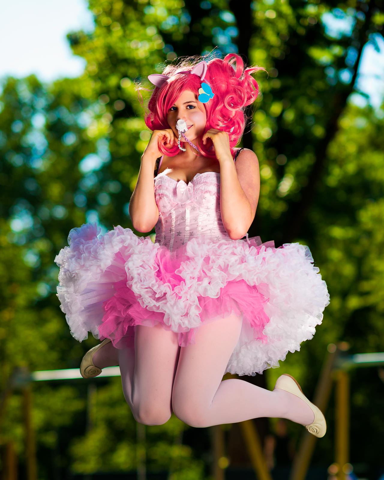 Pinkie Pie by Sandman-AC