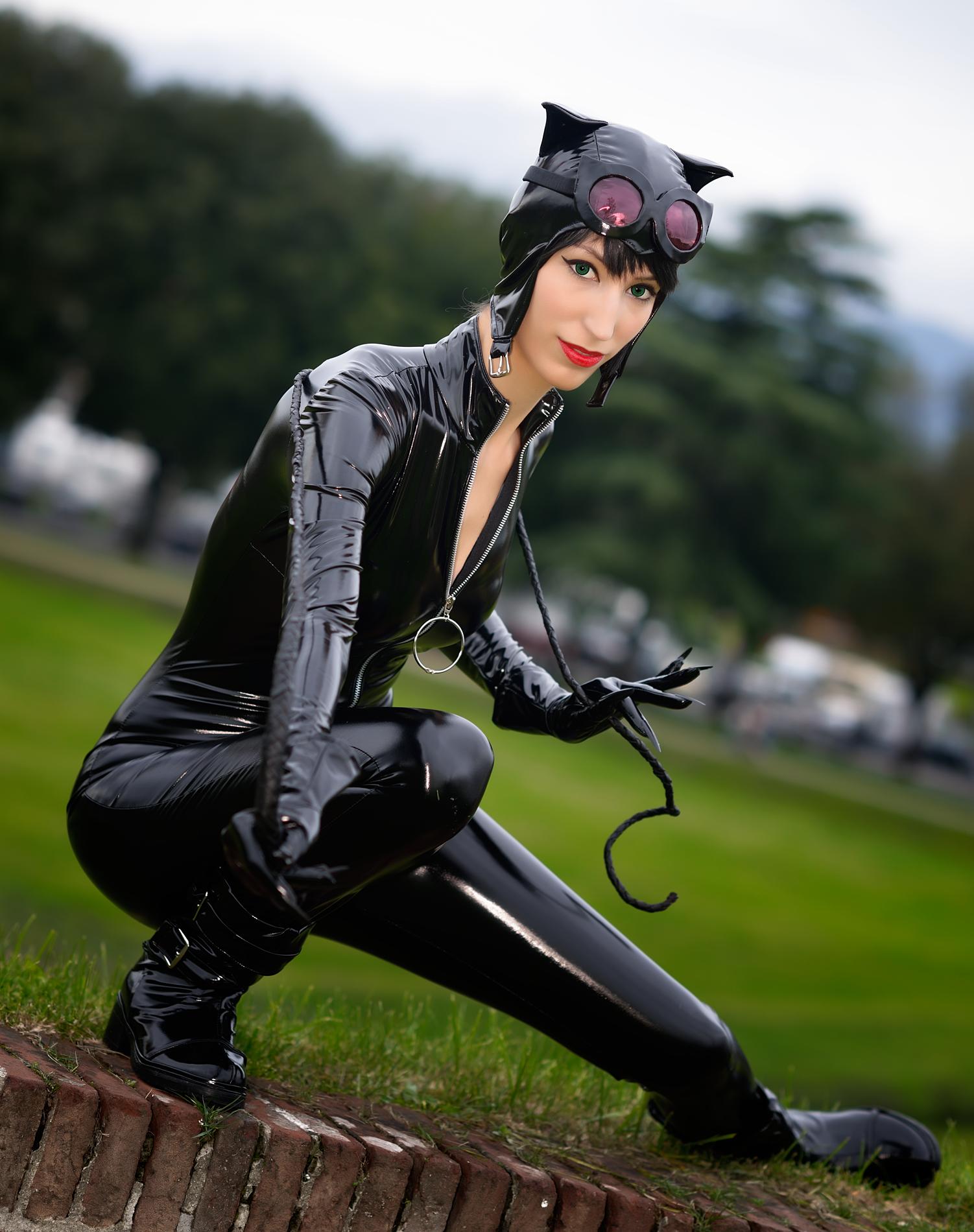 Catwoman by Sandman-AC
