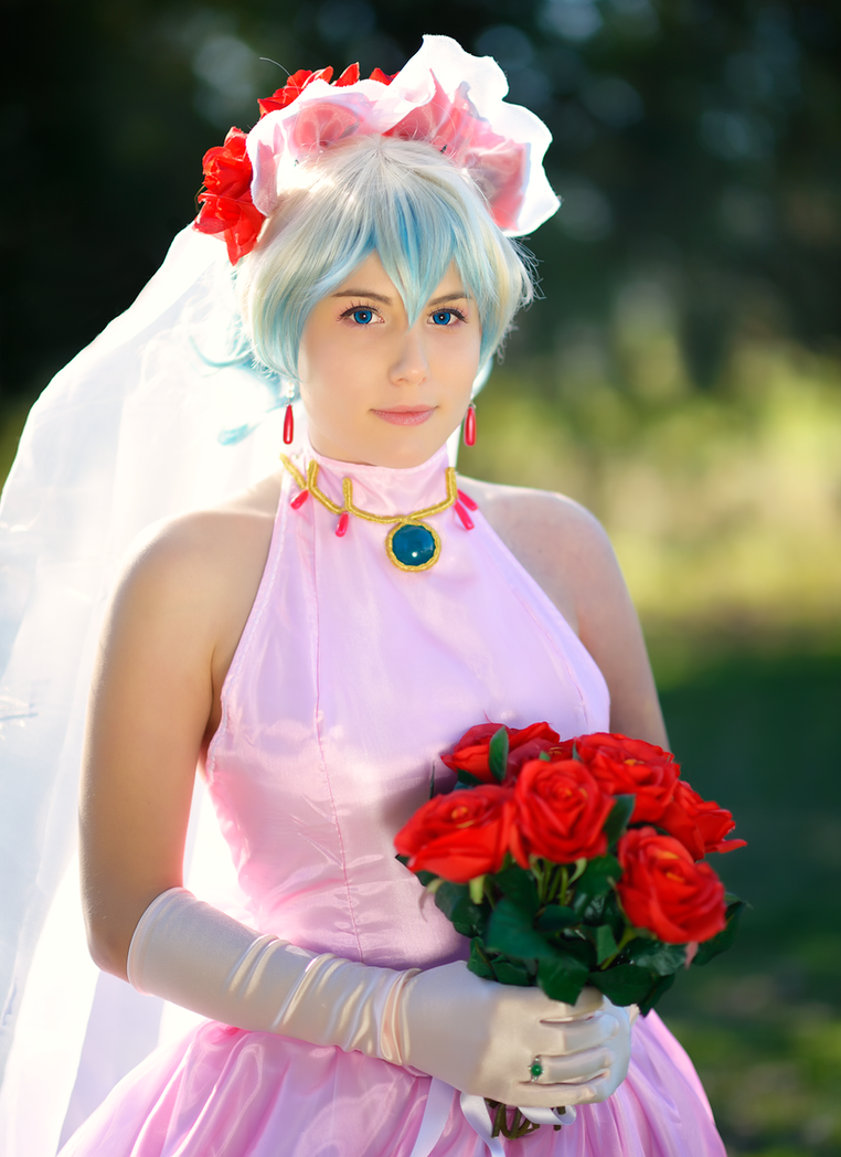 Nia Teppelin - Wedding Dress version by Sandman-AC