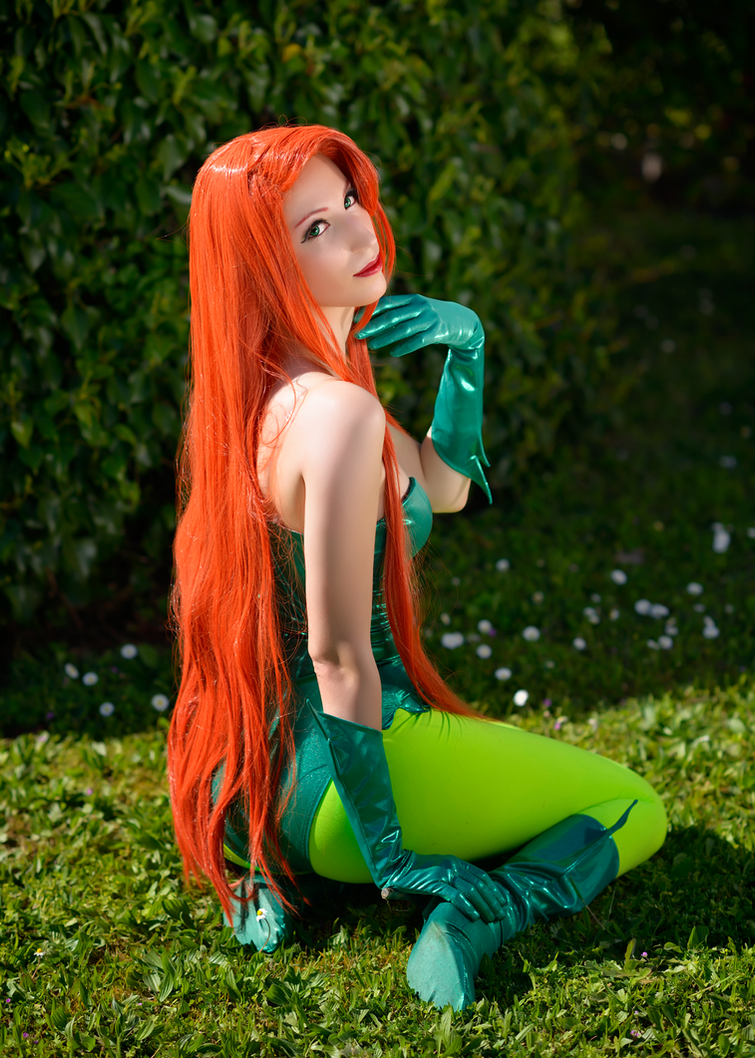 Poison Ivy by Sandman-AC