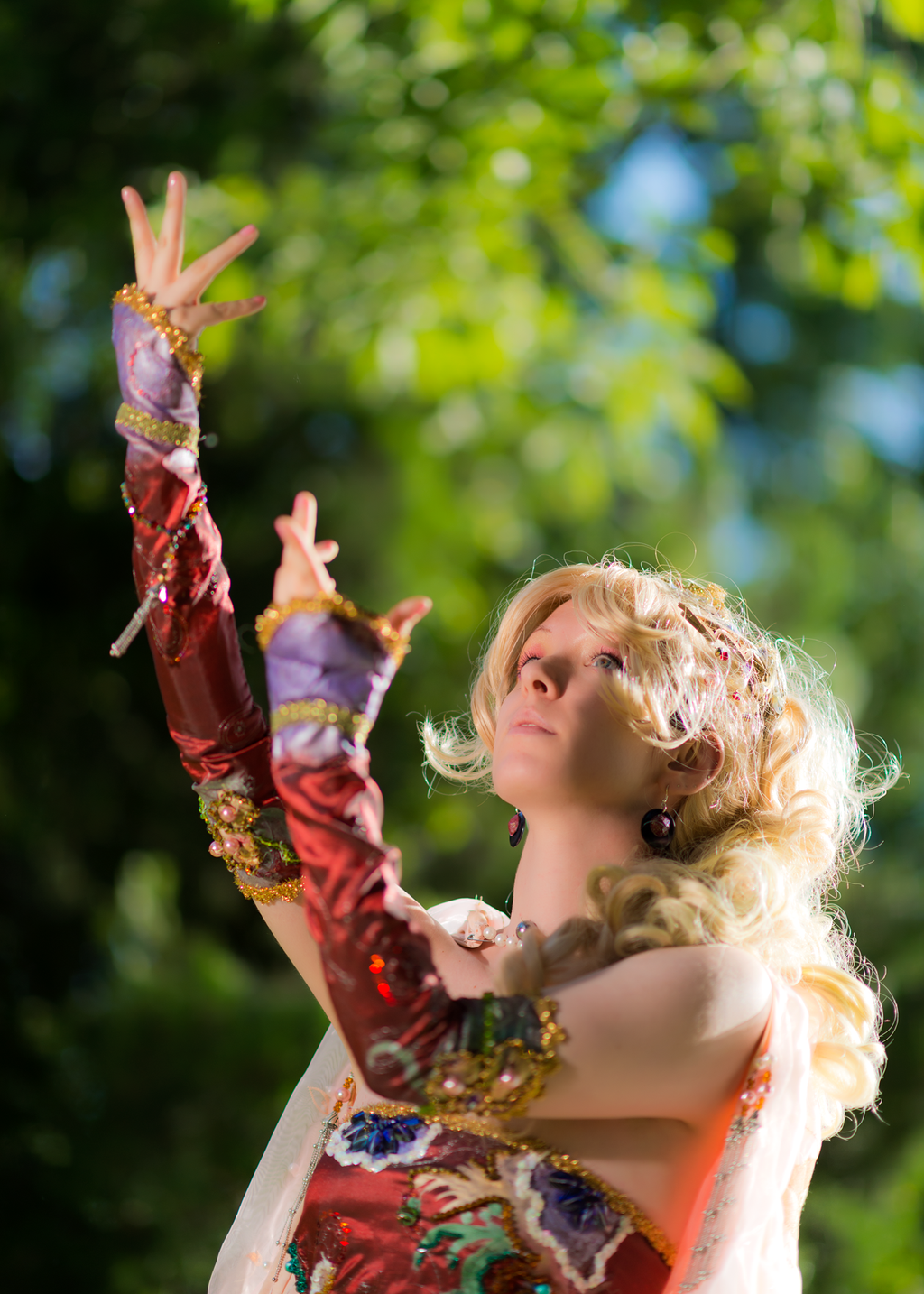 A Ray of Hope by Sandman-AC