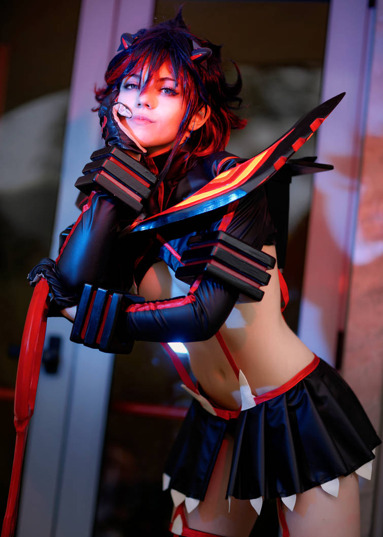 Ryuko Matoi 2nd shot