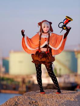 Nagisa Momoe 2nd shot