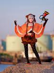 Nagisa Momoe 2nd shot by Sandman-AC
