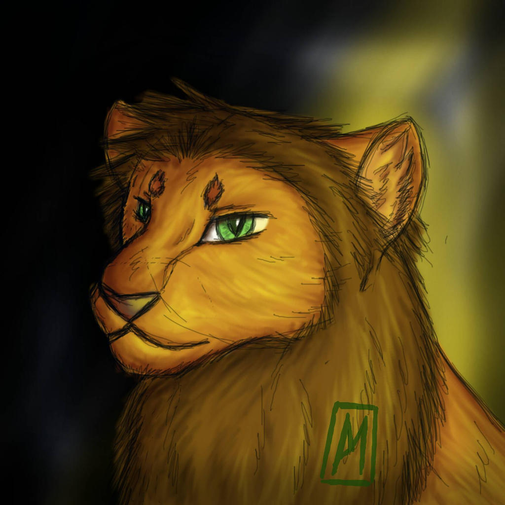 Lion by Micraplays
