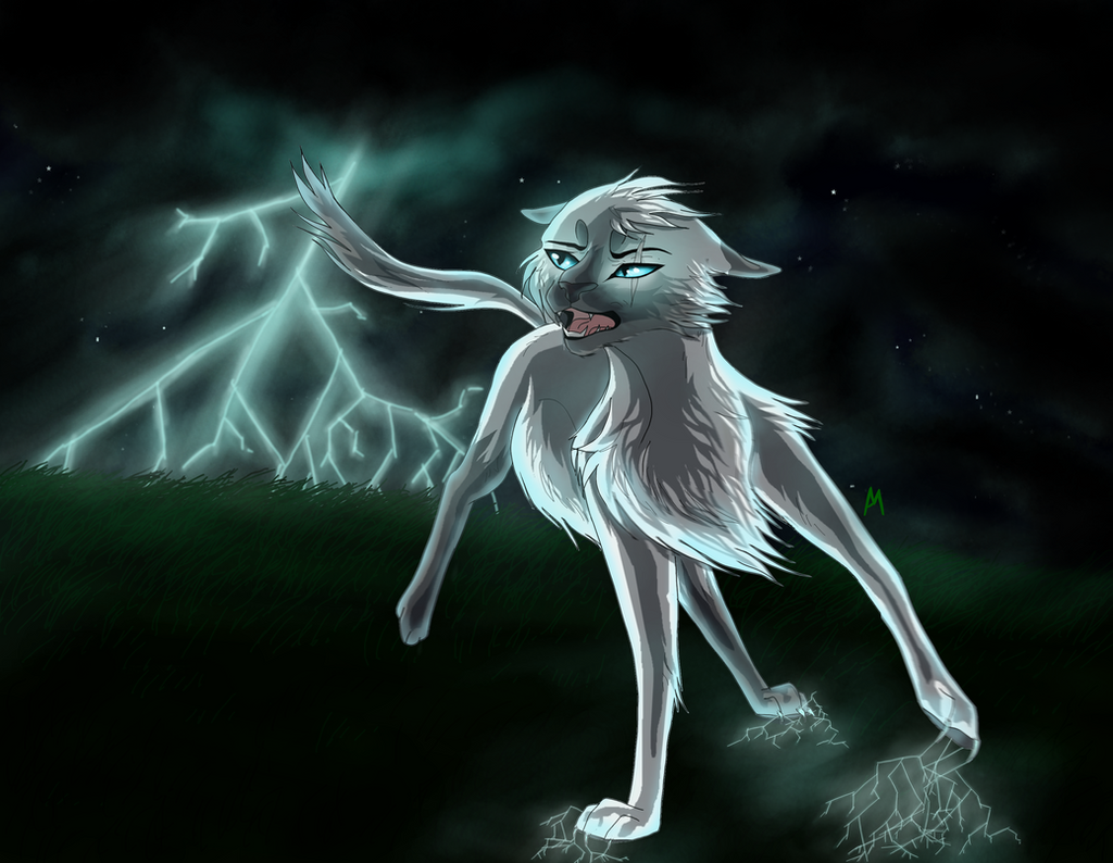 When the Lightning Strikes by Micraplays