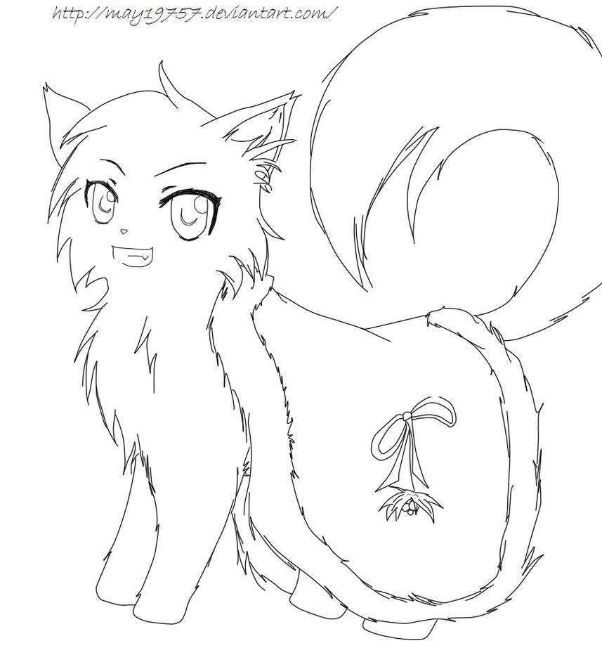 warrior cats coloring pages coloring sheets - photo #15