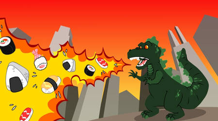 Zilla Attack