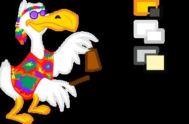 Gull - Woodstock