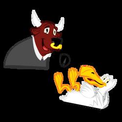 Gull and Bull
