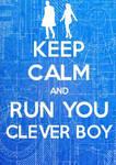 Keep Calm - Clara Oswald