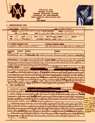 Madmen Asylum Registration Form for Viper by RecordKeeper