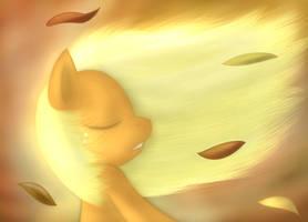 apple wind by Lamiaaaa