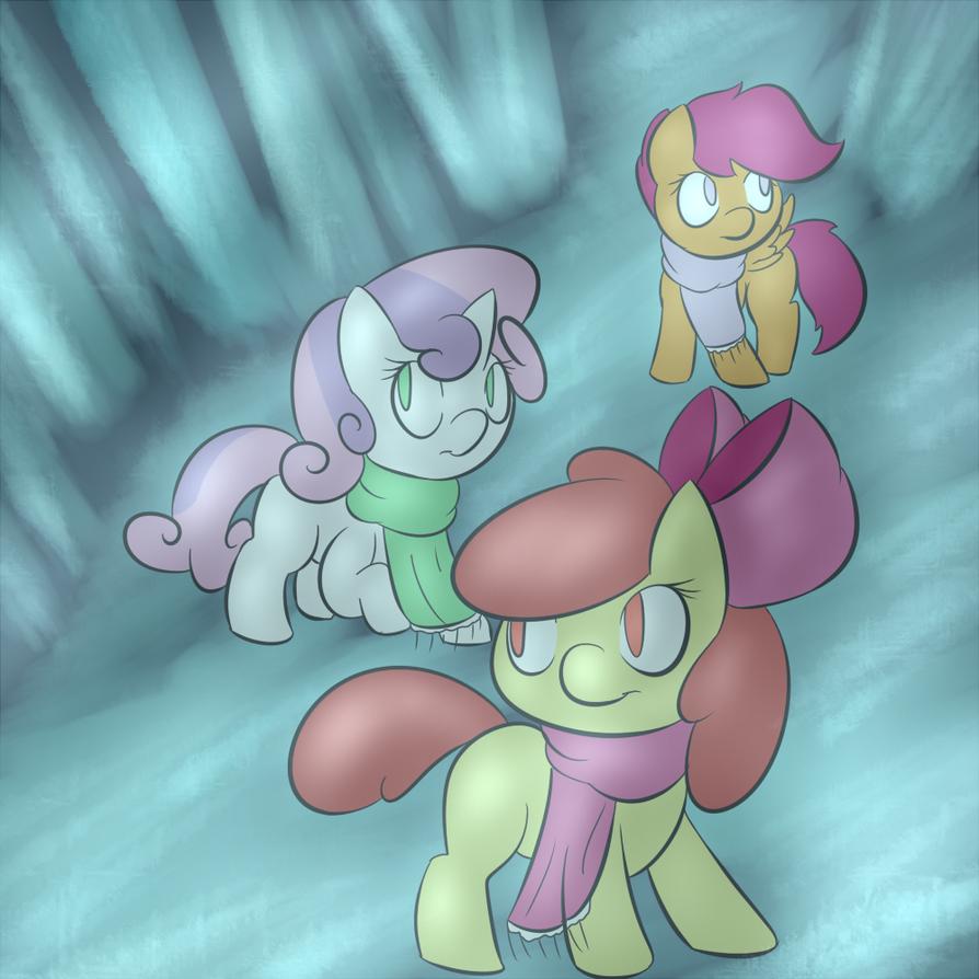 icy adventure by Lamiaaaa